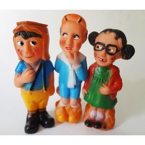 El Chavo Del 8,chilindrina,quico.muñecos Vintage De Vinil 3