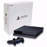 Ps4 De 500gb Slim!! + Control+juego Pes2014