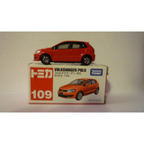 Tomica # 109 - Volkswagen Polo - 1/62