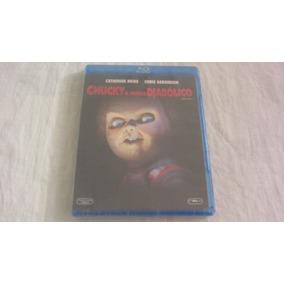 Chucky El Muñeco Diabolico En Bluray Nuevo Y Sellado