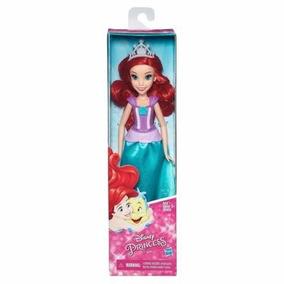 Muñeca Hasbro Disney Princesas La Sirenita 25 Cm Giro Didac