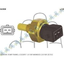 Kit 02 Sensores Temperatura Agua Escort Mondeo Zetec 1.8 16v
