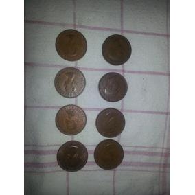 Monedas Inglesas De Los Años 40 Y 60 (14 Monedas)