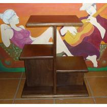 Mesinha Estante Art Decô Anos 40