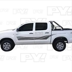 Calcomania (jgo) Toyota Hilux Importado