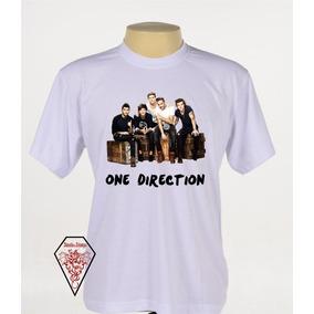 Camiseta Personalizada One Direction Banda