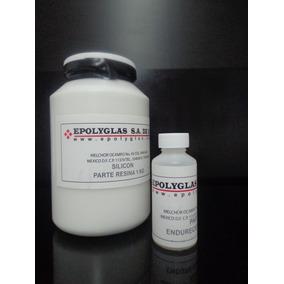 Silicon Liquido Para Moldes Rtv 48 1 Kg Incluye Catalizador