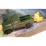 Land Rover Last Of The Summer Wine 1/43 Corgi Cc07403