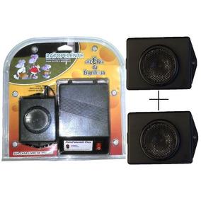 Repelente Ultrasônico Ratos, Morcegos E Gambás + 2 Emissores