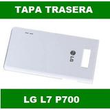 Tapa De Bateria Lg Optimus L7 P700 P705 Blanco Nueva
