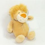 Leãozinho De Pelúcia Leão Toy Pet Zoo Rei