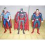 Superman Bizarro Batman Dc Comics Superheroes Villanos