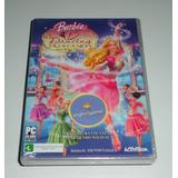Barbie As 12 Princesas Bailarinas Pc Mídia Física Original