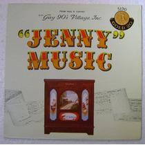 Paul R. Eakins / Jenny Music 1 Disco Lp Vinilo