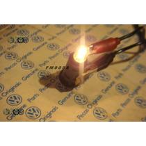 Interruptor + Lampada Iluminação Porta Luvas Gol G2 Familia