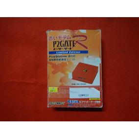 Ps2 Gate Limited Edition - Cx. E Manual - Muito Raro