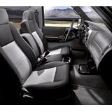 Fundas Cubre Asiento Ford Ranger D/c 05/12 Bca Bcon Cuerina