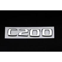 Emblema Mercedes Benz Clase C C200 C180 C280 C300 C350