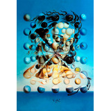 Lienzo Tela, Galatea De Las Esferas, Salvador Dalí, 60x86cm