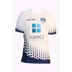 Camiseta Rugby Circulo Universitario De Quilmes Suplente