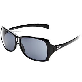 Óculos Feminino De Sol adidas Preto Prata Made In Austria