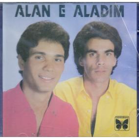 Cd Alan E Aladim - Meu Companheiro - Novo***
