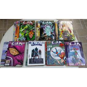 Liga Da Justiça - 1º Série - Editora Panini - Vários Números