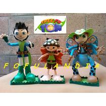 Fofuchas, Tree Fu Tom Centros De Mesa, Fiestas,cumpleaños Y+