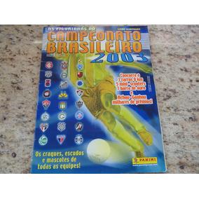 Lote Figurinhas Campeonato Brasileiro 2003