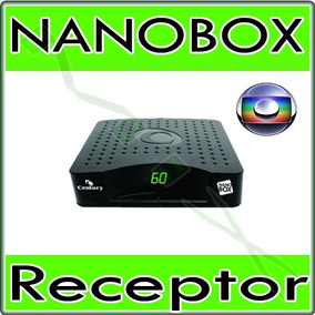 Receptor Analógio Para Antena Parabolica Century Nanobox