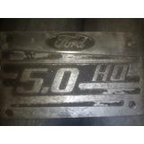 Emblema De Motor 5.0 Ho Mustang Ford