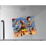 Souvenir Rompecabeza Personaliza Iman 10x12 Toy Story Disney