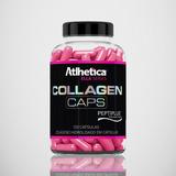 Colágeno Hidrolisado 120 Cáps - Atlhetica