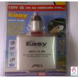 Inversor Dc Ac Portatil Para Carro. 12v 120v 80w Xtc