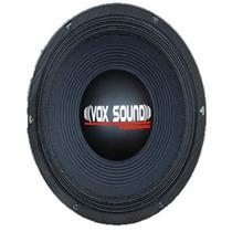 Kit Reparo Alto Falante 12pol Vox Sound Vx12 Pancadão 4ohms