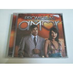Trilha Sonora - Promessas De Amor - Novela Record - Lacrado!