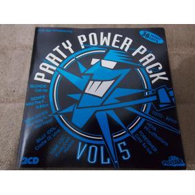 Cd Duplo Party Power Pack Vol. 5 Coletânea Importada
