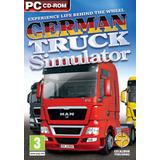 German Truck Simulator - Juego Pc Clasico Original