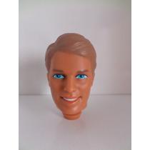 Cabeça Boneco Bob Ken Original Estrela Barbie Susi Anos 80