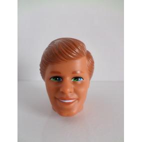 Cabeça Boneco Bob Ken Namorado Susi Barbie Estrela Anos 80
