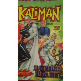 Kaliman El Hombre Increible #004, A Todo Color