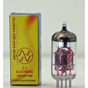 Valvula 12ax7 Ecc83s Vacum Tube Jj Electronics (ex-tesla)