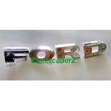 Ford F100 61/63 Juego Set Kit Letras De Parrilla