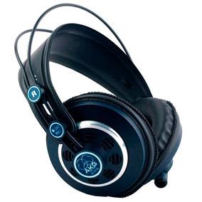 Headphone Profissional K240 Mkii Akg Fone Ouvido Estudio