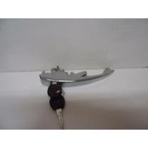 Maçaneta Porta Fusca/brasilia 1977/1992 Externa Porta+chave