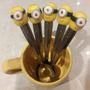 10 Cucharita Souvenirs. Minions. Monster High.