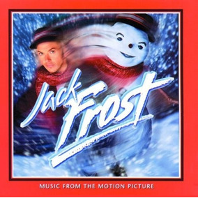 Cd Jack Frost Soundtrack - Usa - Hanson, Spice Girls