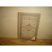 Inglés - Antiguo Libro De Lecturas, School Reading - 1897