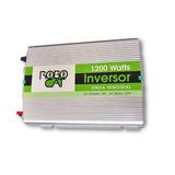 Inversor 1200w Transformador 12v P/ 110v Onda Senoidal Pura
