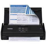 Escáner Brother Ads1000w Compact Color Desktop Scanner With